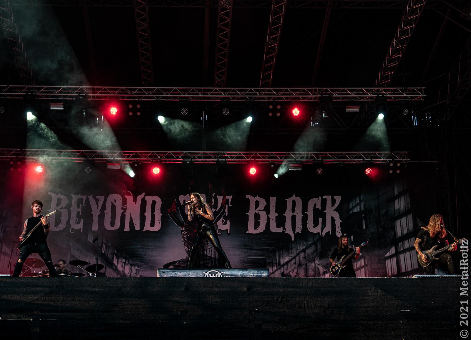 BEYOND THE BLACK @ SOA Hamburg 2021
