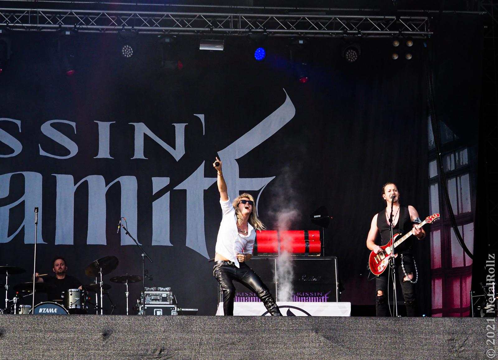 KISSIN DYNAMITE @ SOA Hamburg 2021