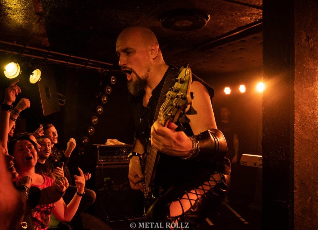 Bassist Rhapsody of Fire