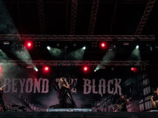 Beyond the Black on Stage