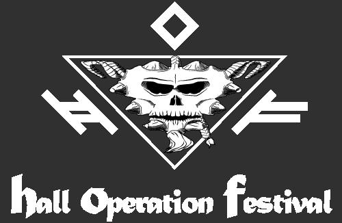 Logo Hall Operation Festival